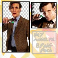 Doctor Who 8 Png Pack by luthienronweasley