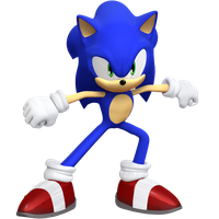 Sonic Boom Attack Render by JaysonJeanChannel