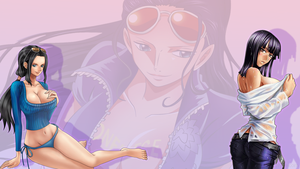 Nico Robin Wallpaper HD by E1chh0rn