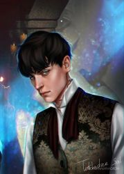 Will Herondale by MORGANA0ANAGROM