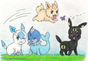 -Pre-Eeveelutions- by Tainted-Rose-Thorns