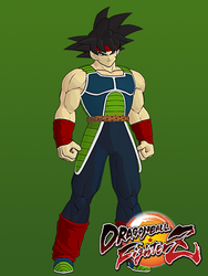 DBFZ Bardock for XPS by KSE25