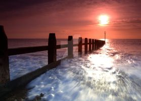 Dawlish Warren by naturelens