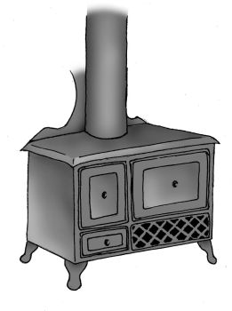 Stove by LadySiubhan