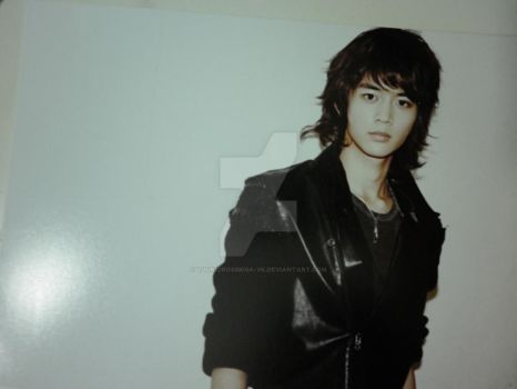 Minho photo poster by YuukiCrossKisa-VK