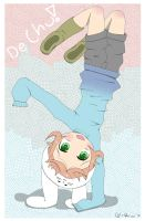 Mint - Handstand!! by LolicOnion