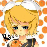 I want more oranges by Otromeru