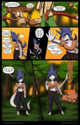 Journey to the Skyline i01 pg17 by Gx3RComics
