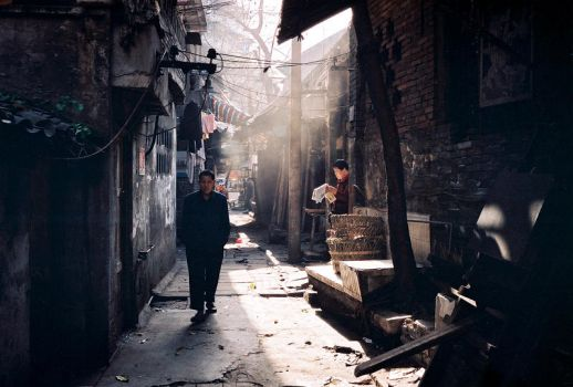 Stroll down the alley by avotius