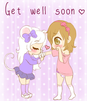 Get Well Soon! (For Aidboy6) by Pastel-Hime