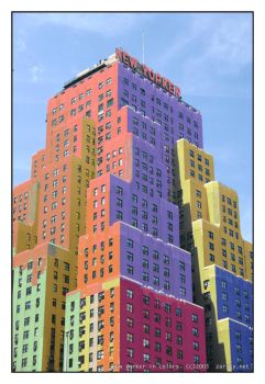 New Yorker in colors 2005 by zerous