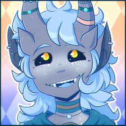 [Commission #23] by BlurryNightSky