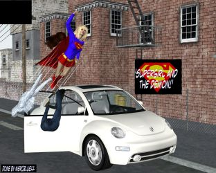 This Looks Like a Job for Supergirl TF by mercblue22