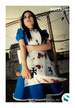 alice madness returns by Samathecat-in