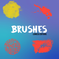 Brushes by Lioness Editions by LionessEdits