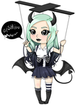 Gore Chan by Grombae