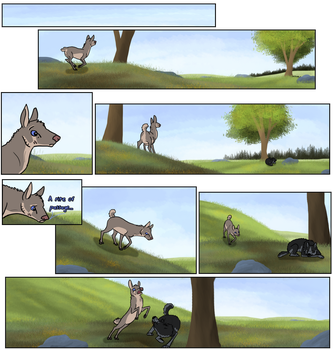 Doe of Deadwood: Pg71 by Songdog-StrayFang