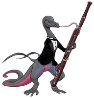 Don't Call that an Oboe by Hawksfeathers97