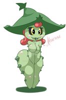Katherine the Cacturne