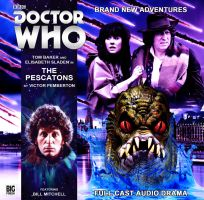 The Pescatons | Big Finish Cover by Cotterill23