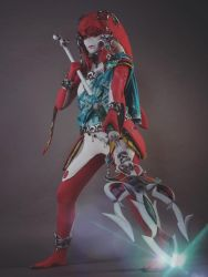Mipha by LaraWegenaerArts