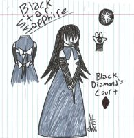 Black Star Sapphire Concept Art by RosewoodBlaze-360