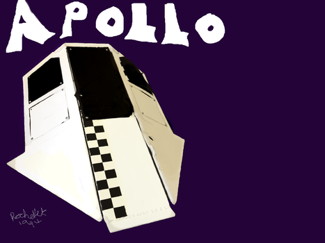 Apollo from Robot Wars by RochelleK1994