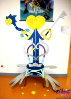 Kingdom Hearts - Musical Chair by Zellphie