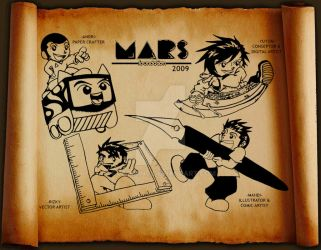 MARS Foundation old script by sugoiking