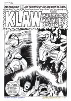 FANTASTIC FOUR #56 Title Splash Recreation KLAW!!! by DRHazlewood