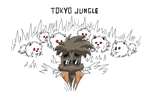 Tokyo Jungle: Dawn of the Pomeranian by pro-mole