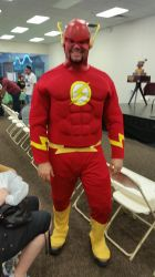The Flash cosplay by Shippuden23