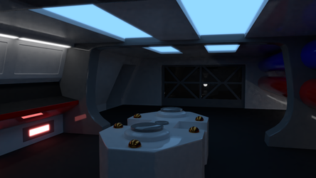 Grace Engine Room Concept by SpiderTrekfan616