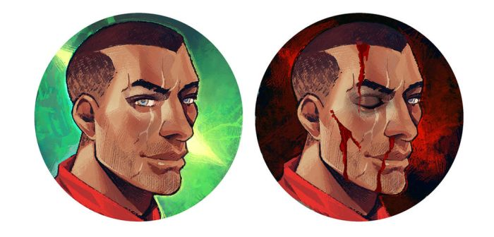 bb8smum Inquisitor Headshots by Paperwick