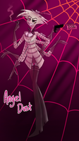 Hazbin Hotel- Angel Dust by CrazyCatsRule