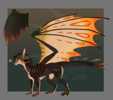 ADOPT: Forest Glasshorn- CLOSED by Leithster