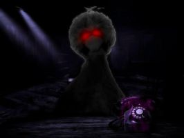 Twisted Big Bird by Nightphoenix2
