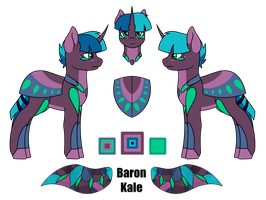 Baron Kale by Contra-Adopts