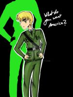 APH: What do you want? by Saralley
