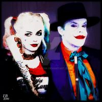 Harley and Joker Jack n Margot by HARLEYMK