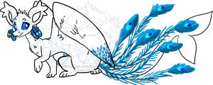 Frostfeather by JB-Pawstep