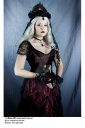 Russian Gothic Tale 005 Stock by MADmoiselleMeliStock