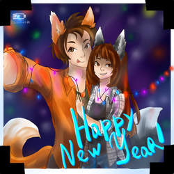 Happy New year! by varvara777
