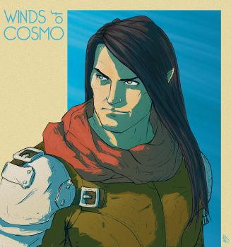 Ilinor Sinendel - Winds Of Cosmo by Giox