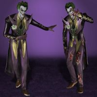 Injustice Gods Among Us The Joker Insurgency by ArmachamCorp