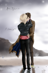 Too In Love To Let It Go - Doctor Who by Horsewhisperer5