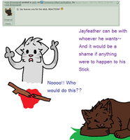 15- Stick? by Ask--Briarlight