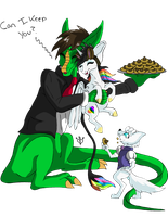 Can I Keep you - Teric by Lightning-Bliss