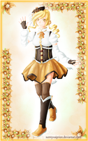 Tomoe Mami by SunnyVaiprion