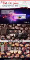 Clear 4.0 glass Trilogy pack for RS2 by swapnil36fg